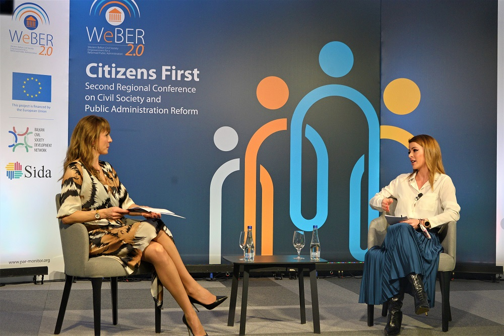 Citizens First: Second Regional WeBER Conference